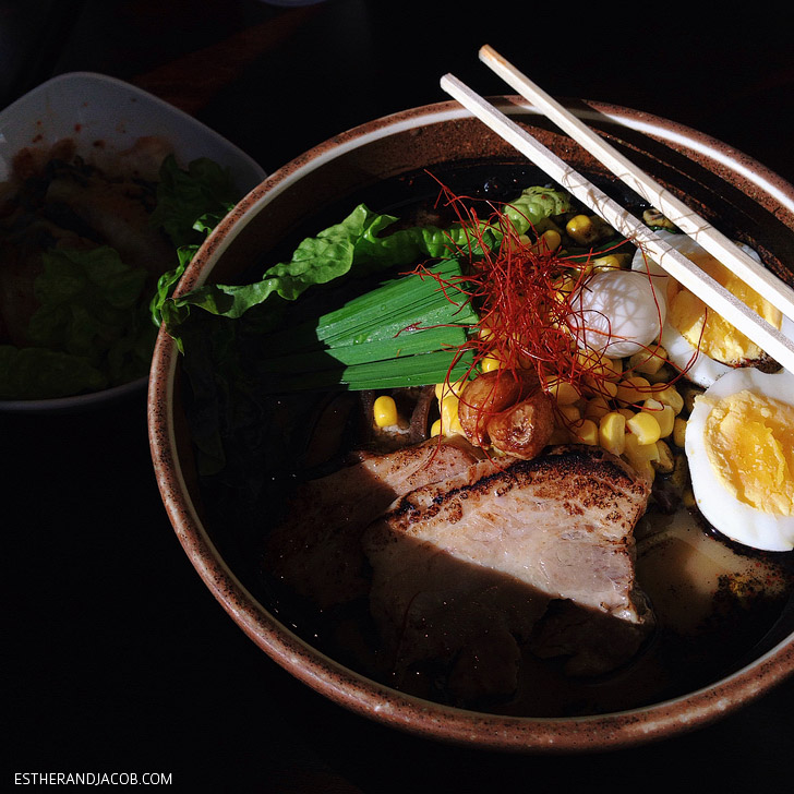 Featured Local Adventure: The Joyful Foodie's Best Ramen in Bay Area.