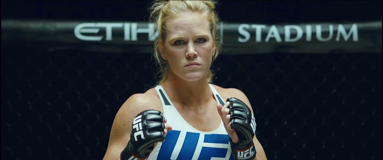 Director Neil Huxley Creates Knockout Promo for UFC 193 Ronda Rousey vs. Holly Holm — Revolution