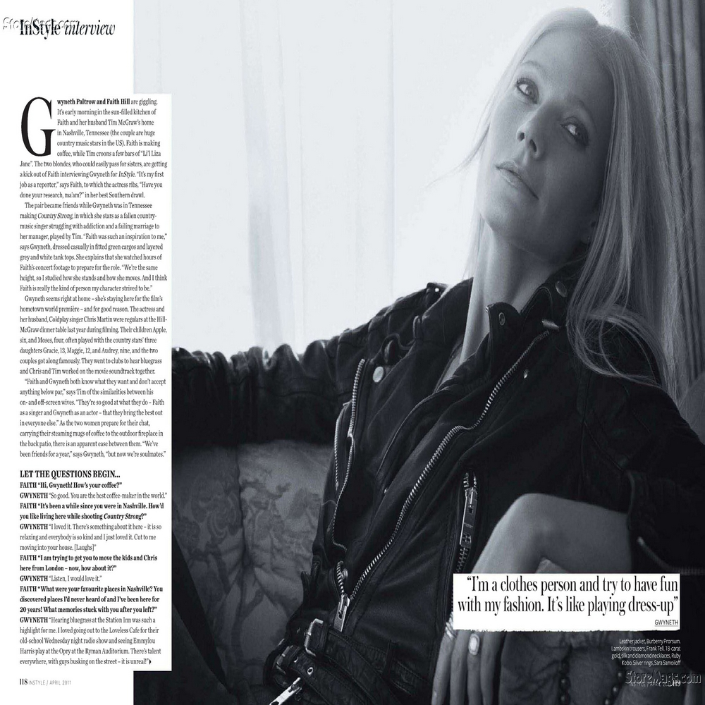 Gwyneth Paltrow, desnuda y soltera Cultture