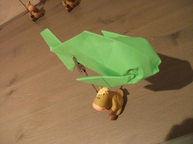Origami Peixe