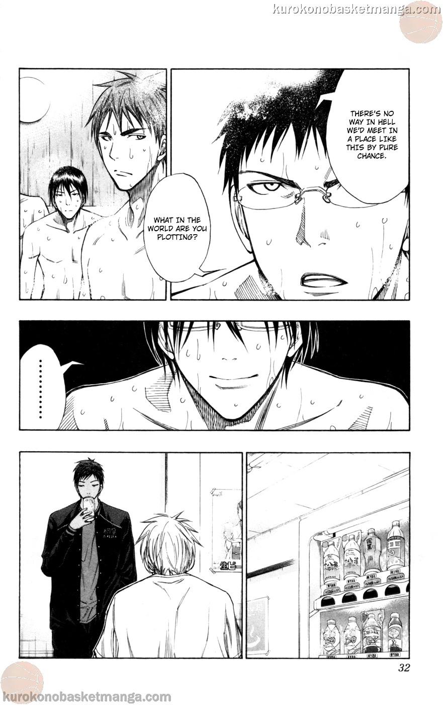 Kuroko no Basket Manga Chapter 110 - Image 06