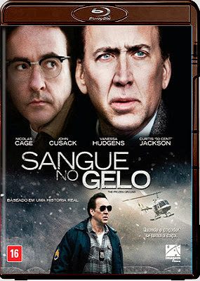 Filme Poster Sangue No Gelo BDRip XviD Dual Audio & RMVB Dublado