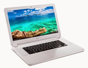 Acer Chromebook 15,6 inch đầu tiên tại CES 2015