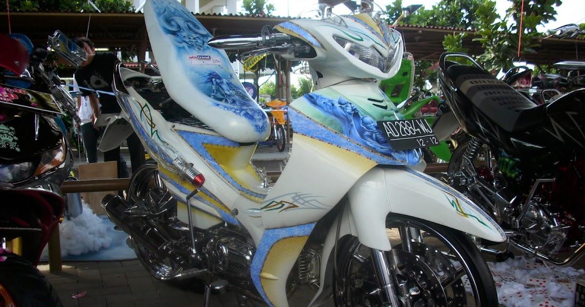 Modif Yamaha Vega R 2006