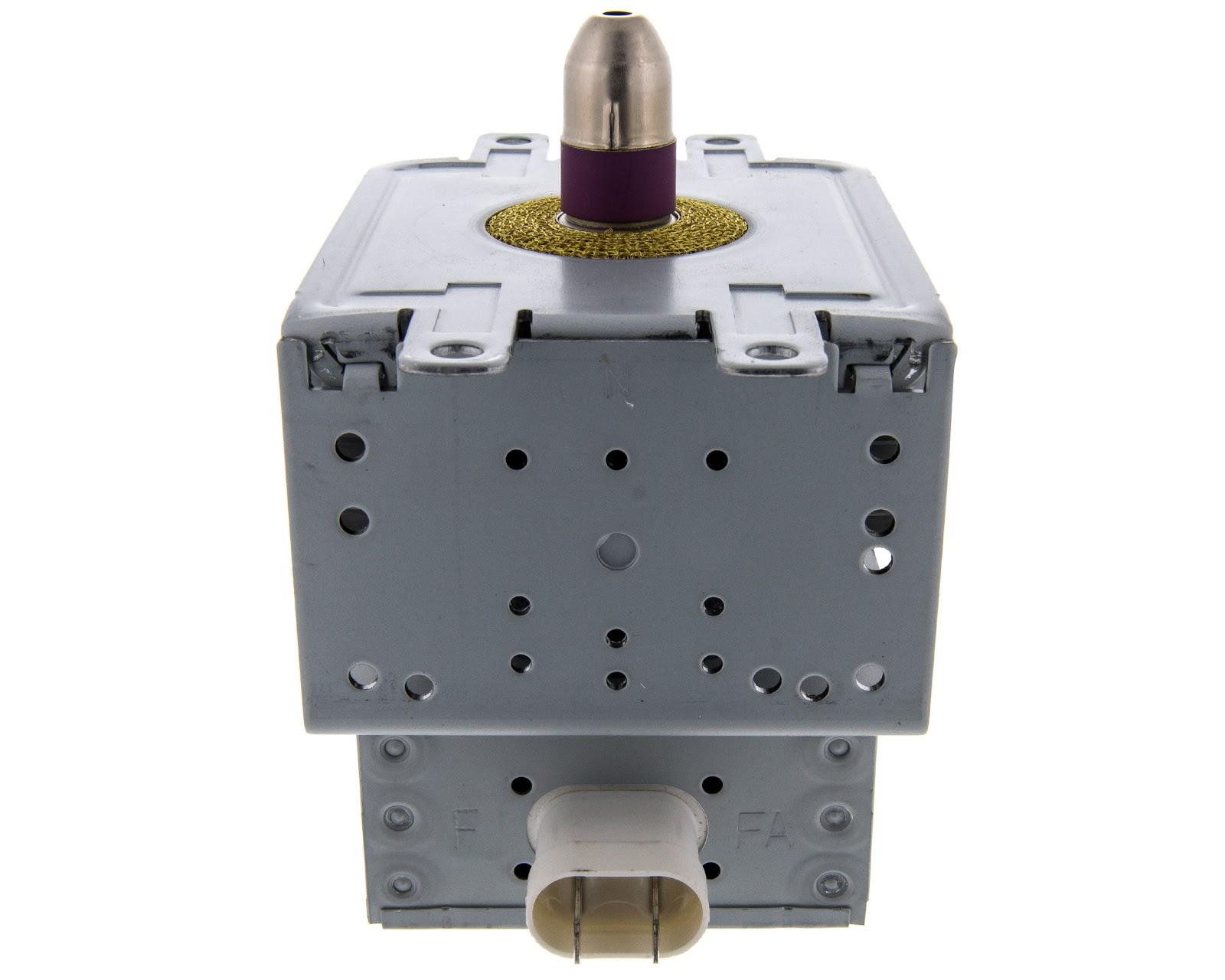 magnetrón horno microondas