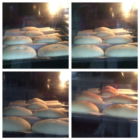 receta paso a paso pan sin gluten