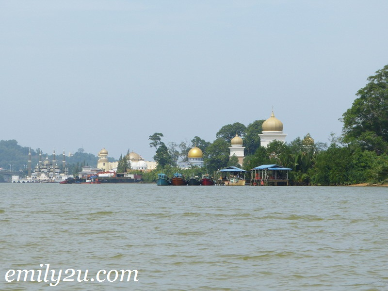 Cruising Along Terengganu River