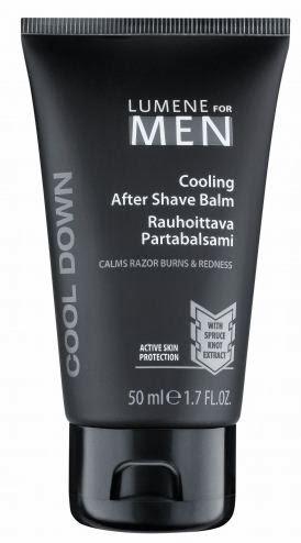 Gel lạnh sau cạo râu Lumene For Men -mỹ phẩm NGA