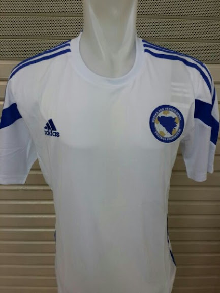 Jual Jersey Bosnia Home Piala Dunia 2014