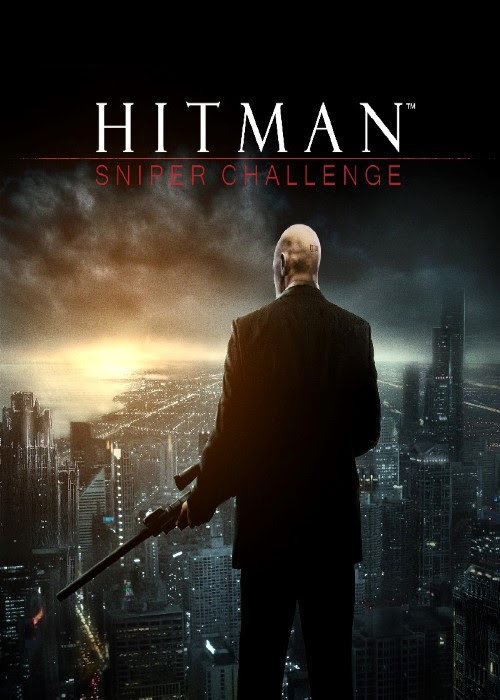 Cover Of Hitman: Sniper Challenge (2012) Full Latest Version PC Game Free Download Resumable Links at Alldownloads4u.Com