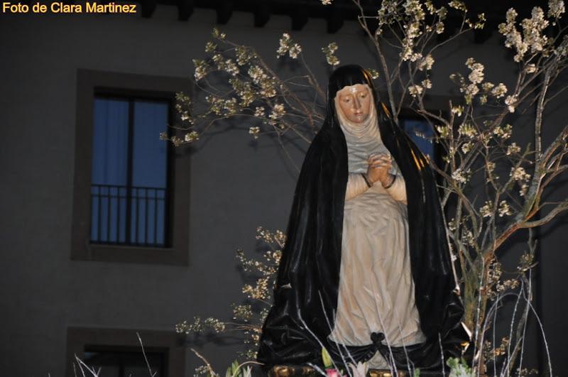 Virgen de la Amargura, Cofradía Minerva y Veracuz