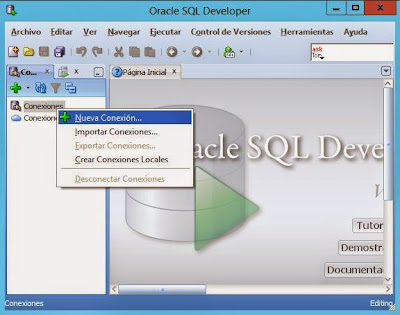 Oracle SQL Developer