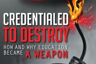 Book review: Credentialed to Destroy