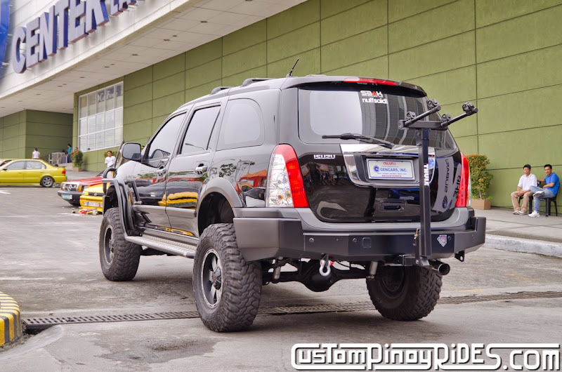 All-terrain Alterra Isuzu Custom Pinoy Rides Car Photography 4x4 Offroad Manila Philippines pic7