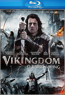 Vikingdom - O Reino Viking BluRay 720p Dual Áudio