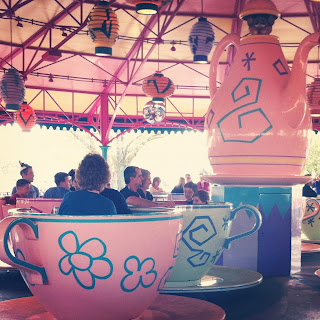 magic kingdom tea cups
