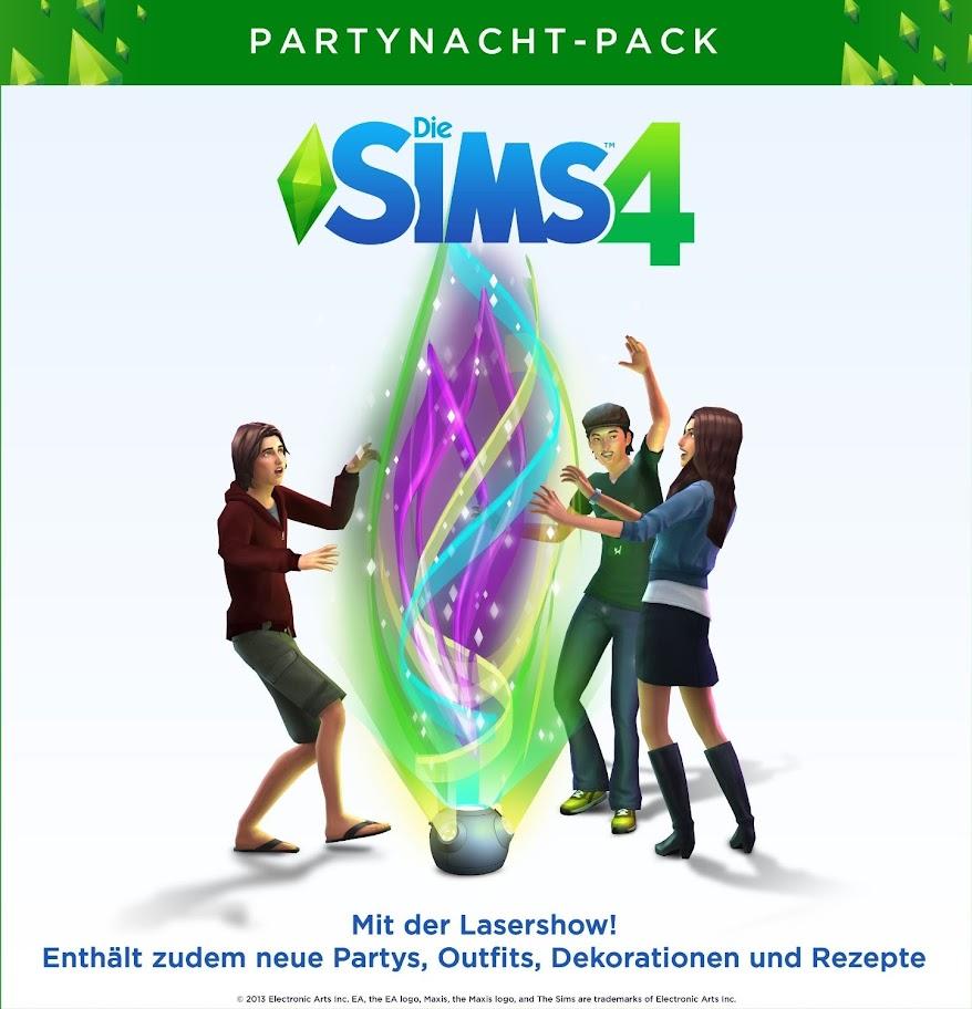 De Sims 4 Tot in de vroege uurtjes materiaal