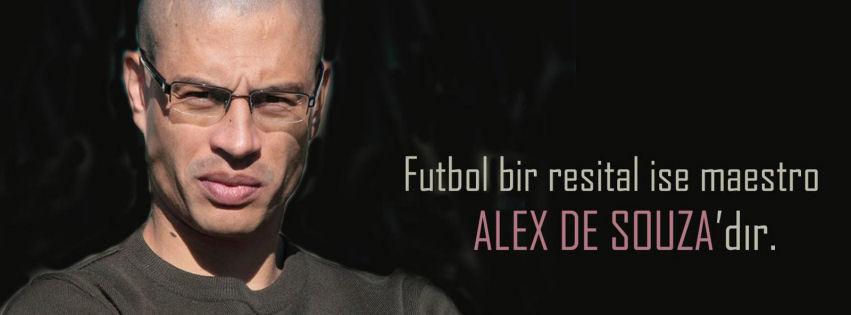 Alex De Souza maestro facebook kapak fotoğrafı