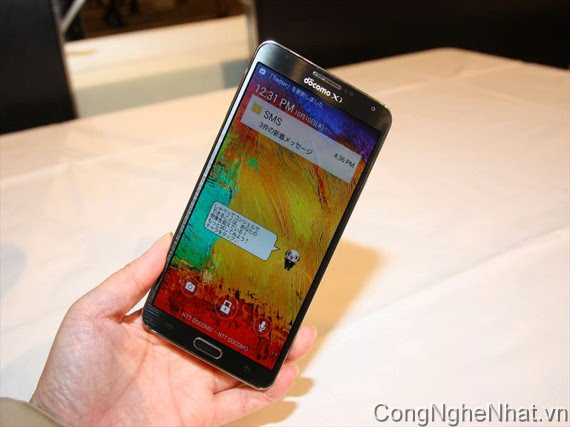điện thoại nhật SamSung GALAXY Note 3 (SC-01F)