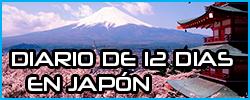 Planificar un viaje de 12 días a Japón
