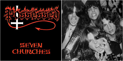 POSSESED - SEVEN CHURCHES