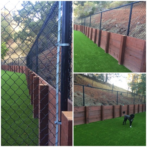 San Ramon Redwood Fences