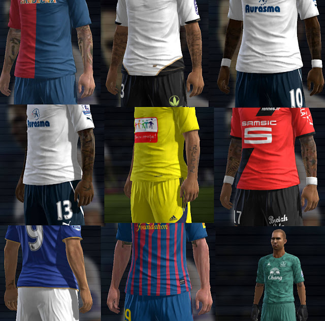 Alemanha EURO 2012 Kitset - PES 2012