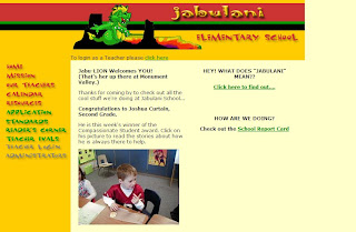 Jabulani Elementary Screenshot