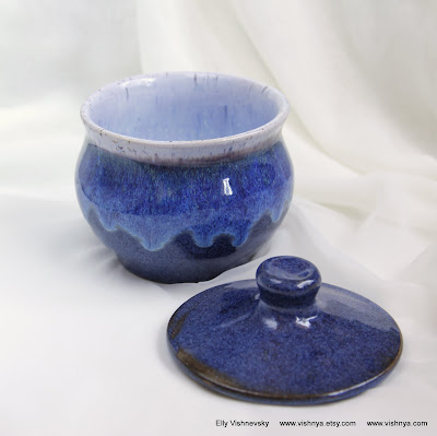 Hand Made Ceramic and pottery Eco-Friendly Home Decor by Valery Vishnevsky.