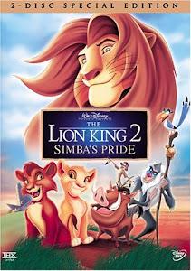 Vua Sư Tử 2: Niềm Kiêu Hãnh Của Simba - The Lion King 2: Simba's Pride poster