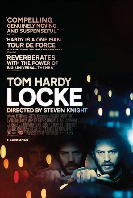 Σε Λάθος Χρόνο (Locke) Poster
