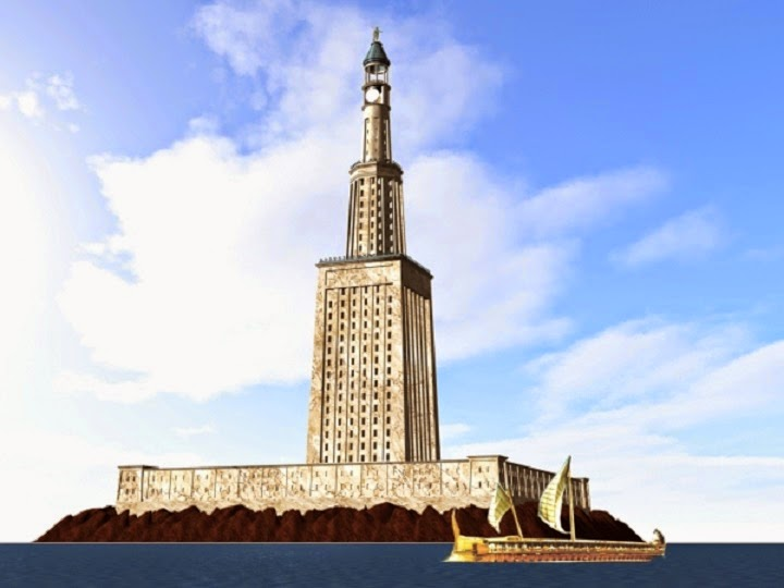 Heritage: Egypt approves replica Pharos lighthouse plans