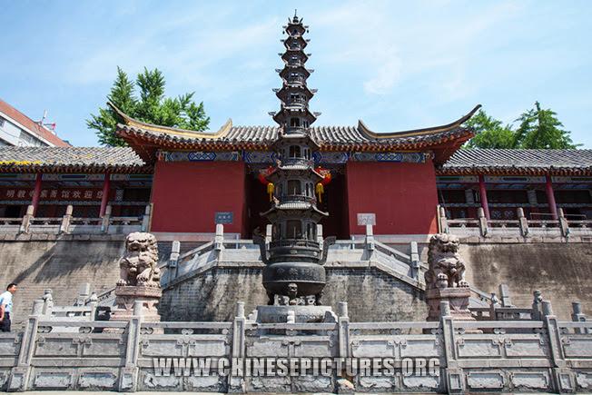 Hefei Photo - Mingjiao Temple