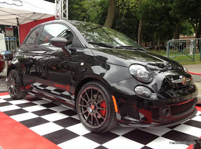 Fiat 500 Abarth Special Edition