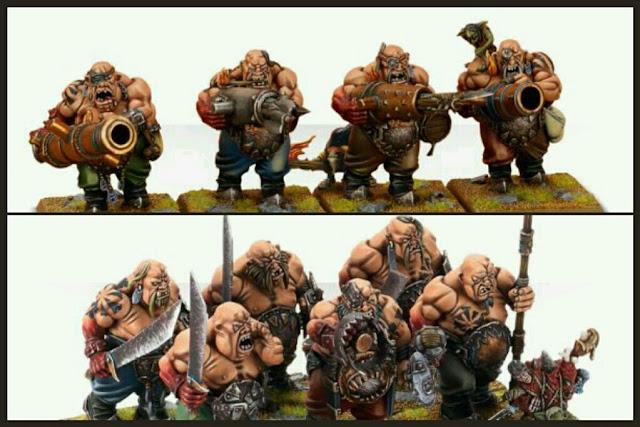Reinos Ogros Warhammer Fantasy