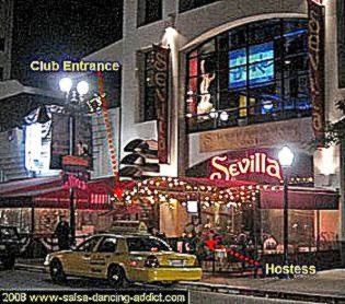 Sevilla Salsa Club Review   Cafe Sevilla Long Beach CA 90802