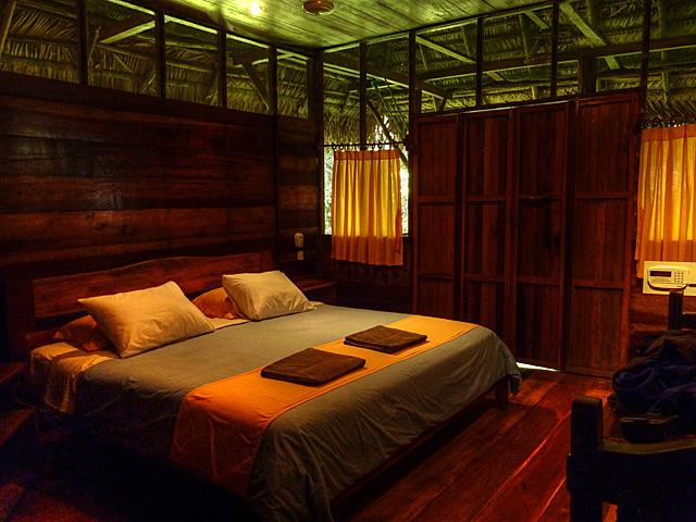 Cabin at Sacha Lodge