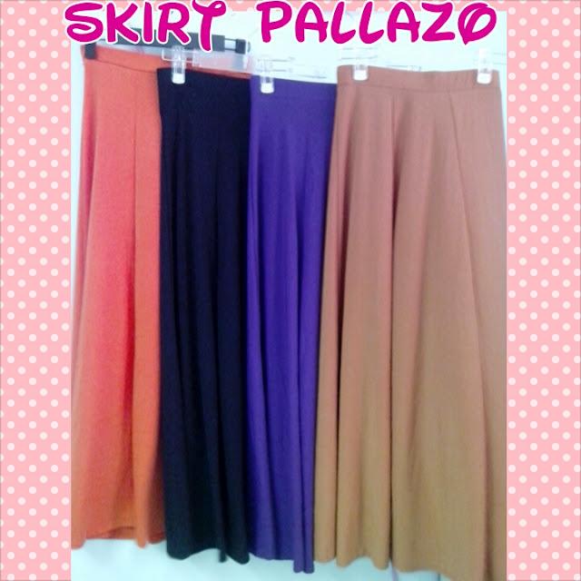 Skirt Pallazo dengan harga murah