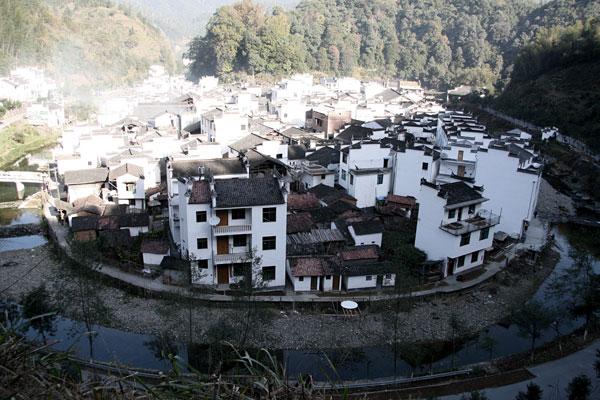 Woman in Wuyuan