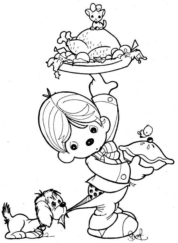 Independence angel – Precious Moments coloring pages | Coloring Pages | 800x587