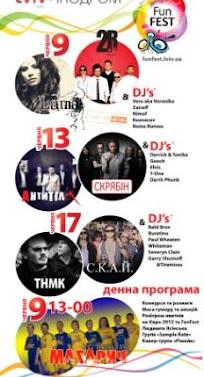 Фестиваль емоцій FUN Fest