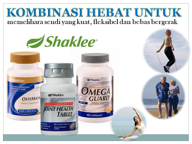 shaklee advanced joint health tablet (ajht) Hilangkan Sakit Sendi Dengan Shaklee Advanced Joint Health Tablet (AJHT) 8