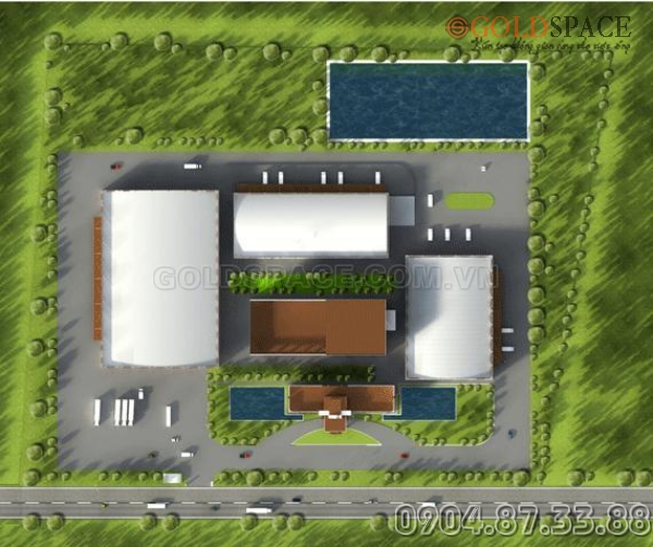 Chọn đất xây nhà xưởng