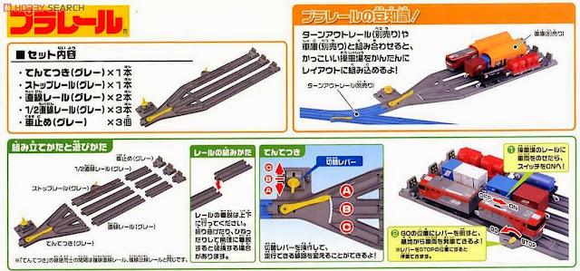 Mô hình Sân ga tầu hỏa J-06 Switching Yard là phụ kiện bổ xung thêm vào hệ thống đường ray tầu hỏa
