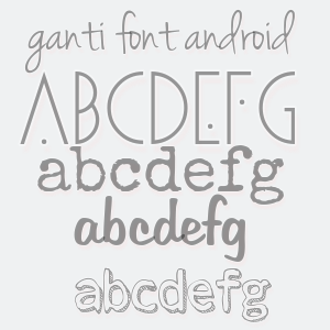 Cara Paling Simpel Ganti Font Android Tanpa Root