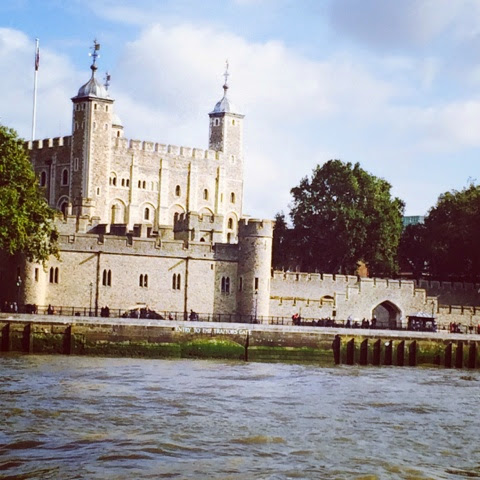 The Tower of London - Spotted on our Fireman Sam Ocean Rescue Day