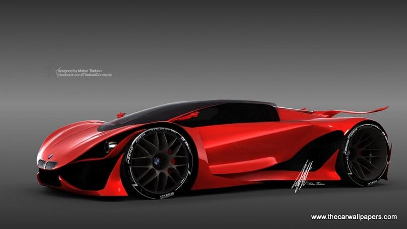 BMW MT58 Concept Car