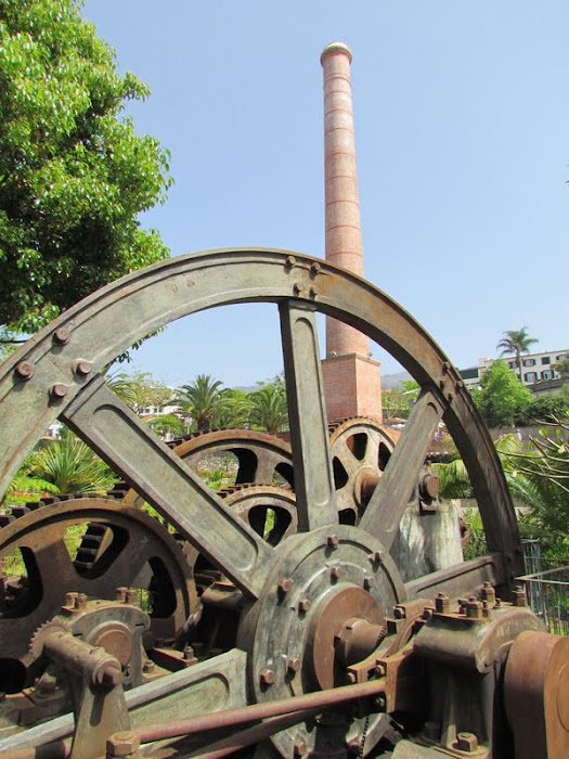memories from an old sugar factory
