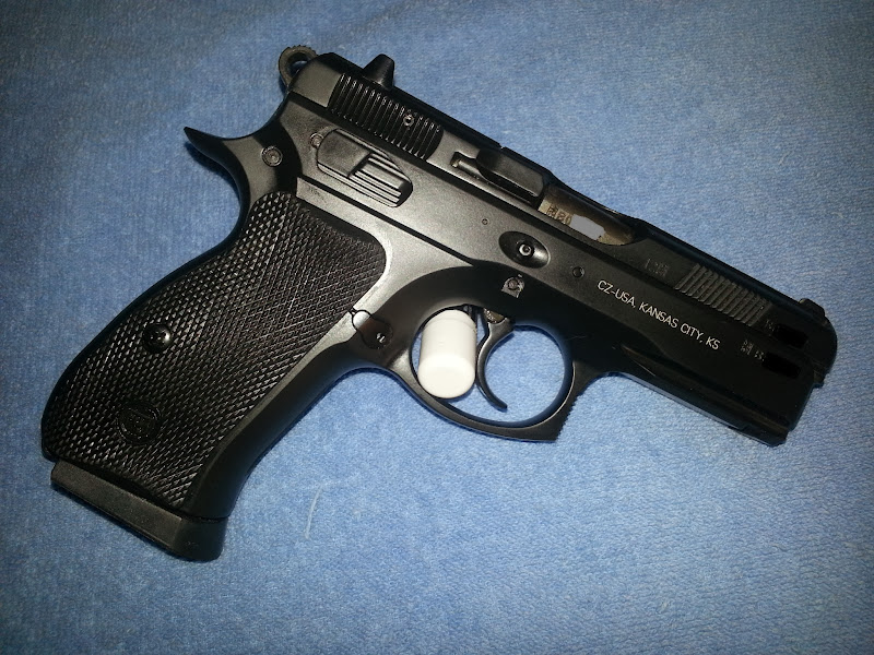 Any CZ Fans out there? - Semi-Auto Handguns
