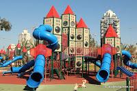 ישראל בתמונות - פארק עוזי חיטמן